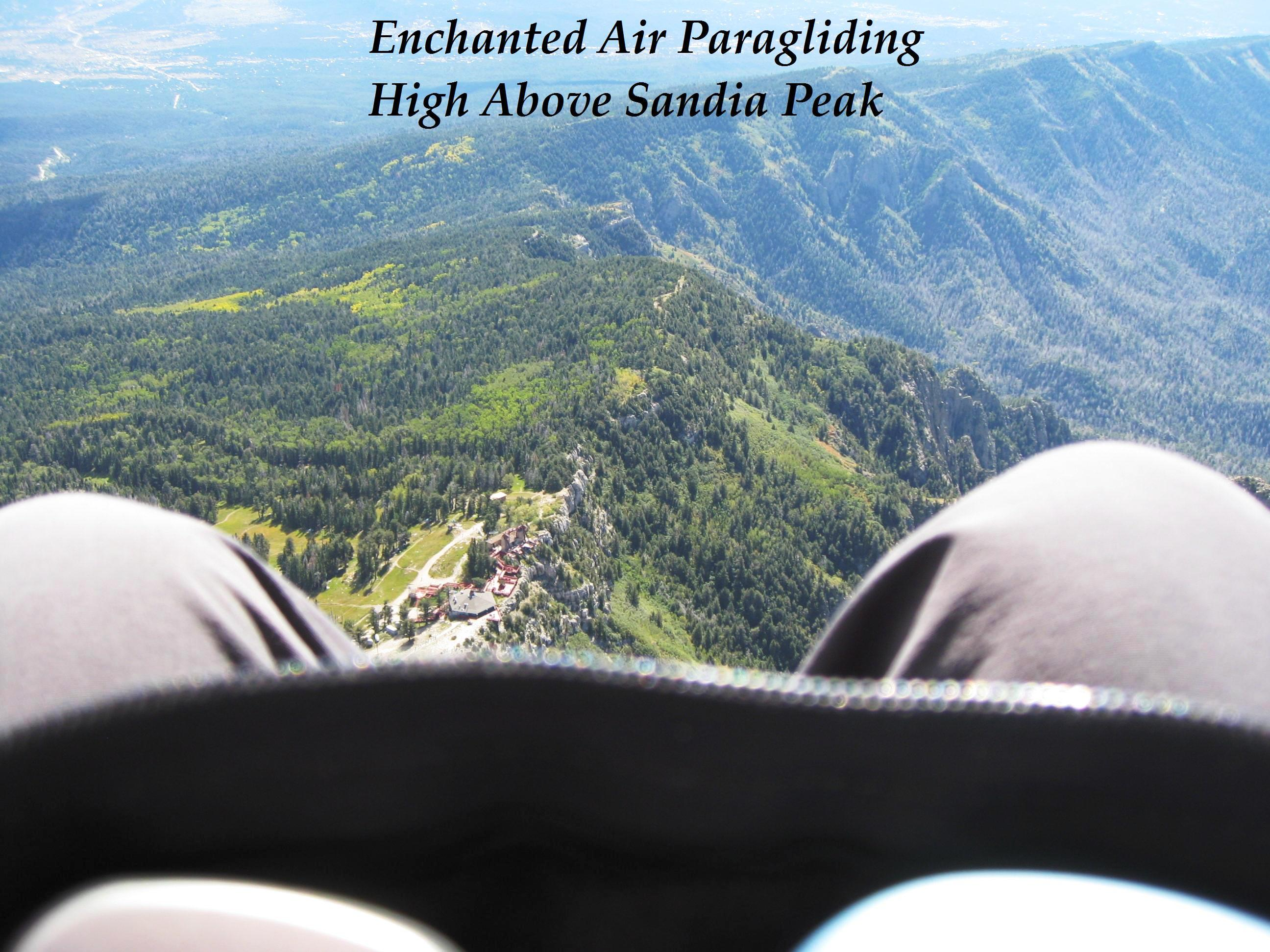 Frequently Asked Questions - Enchanted Air Paragliding